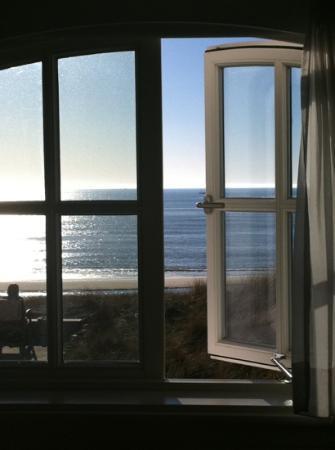 Dorint Söl'ring-Hof: Blick aus dem Fenster