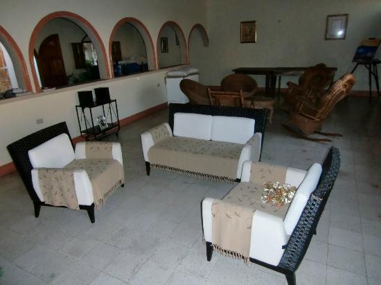 Hospedaje ARI: Mycket fin vardagsrum