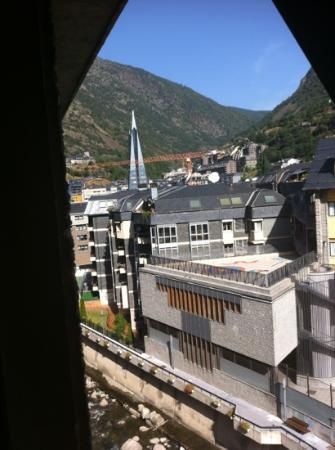Hotel Metropolis : depuis la chambre 402