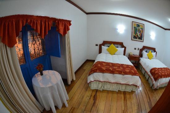 Royal Inka I : Habitacion Doble