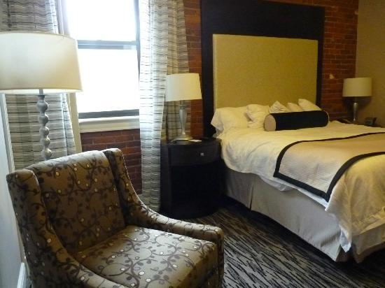Fairfield Inn & Suites Keene Downtown : Room 209