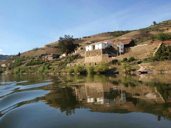 Hotel Casa do Tua: Hotel Visto do Rio Douro