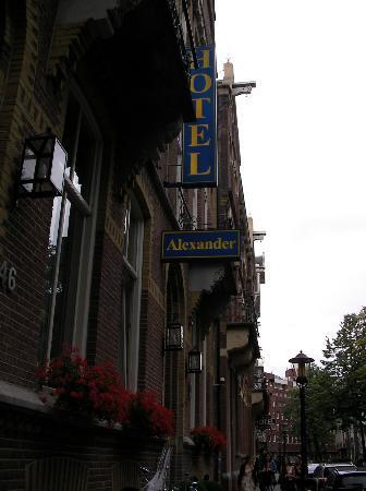 Hotel Alexander: Hotel