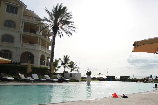 The Somerset on Grace Bay: pool