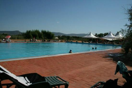 Villaggio Baia delle Mimose: piscina olimpionica del Baia