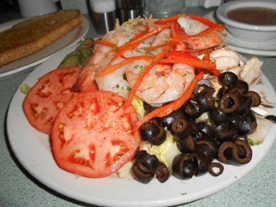 Denice's Place: I had the shrimp salad special. I have had other items and they are always good.