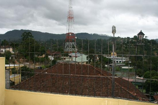 Hotel Orient Bandarawela: View from the room