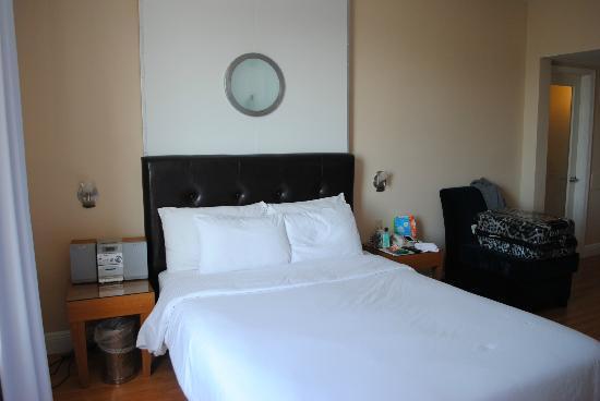 Hotel Astor: Dubbelrum våning 3