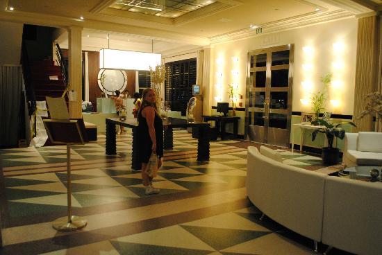 Hotel Astor: Lobby