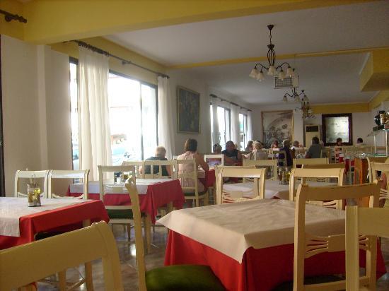 Hotel Moreyo: dining room