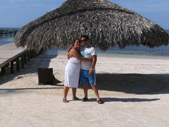 Hotel Riu Palace Punta Cana: Dolfijnen excursie (geweldig!!!)