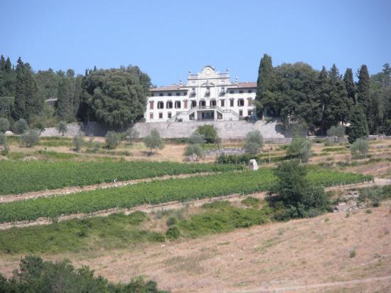Villa  Vistarenni: Villa Vistarenni