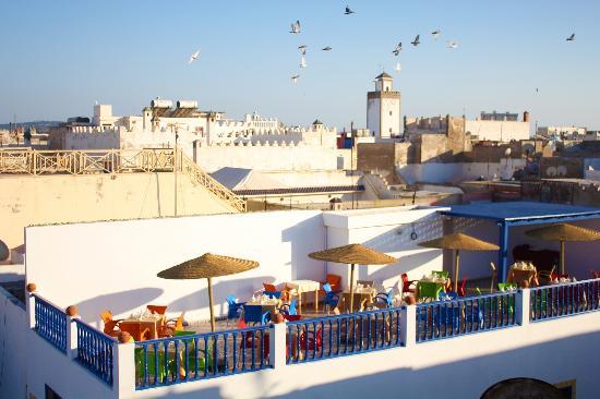 Restaurant Des Reves: Vue panoramique