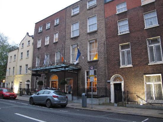 Exterior view of Buswells Hotel Dublin