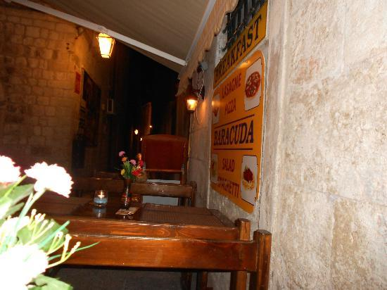 Baracuda's Alley View