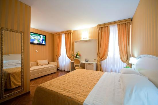 Trevi 41 Hotel: Superior double room