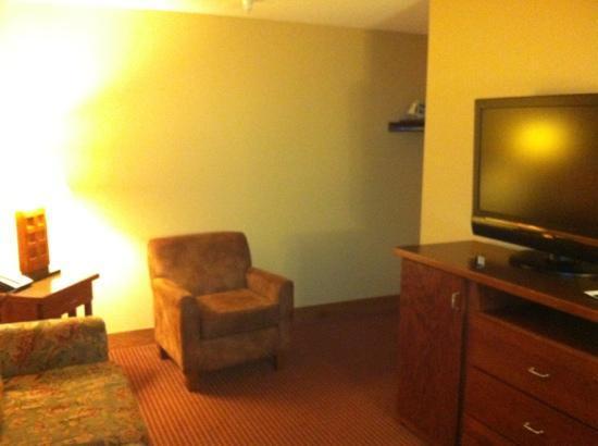 Timberlake Lodge Hotel: sitting area in room