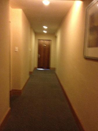 Sotogrande Hotel & Resort: hallway