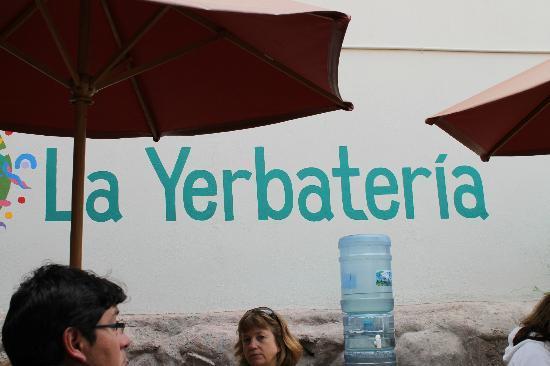 La Yerbateria : Best restaurant I visited in Peru