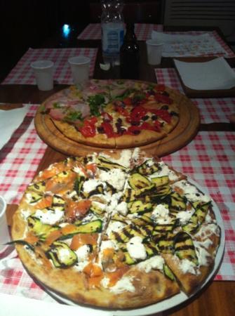 Pizza 120: Spettacolari esperimenti!!!