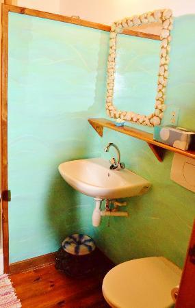 فيلاجيو فيردي: Bathroom