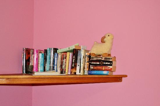 فيلاجيو فيردي: Mini library in the room