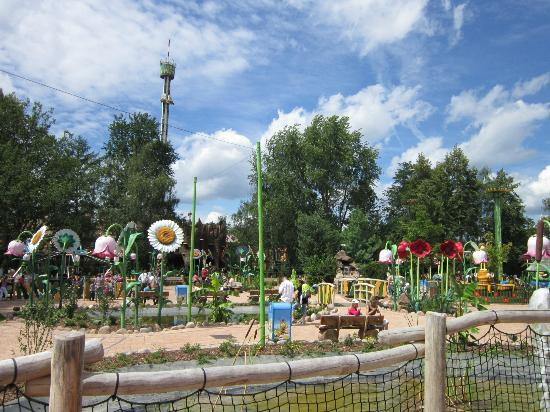 Holiday Park: Children rides