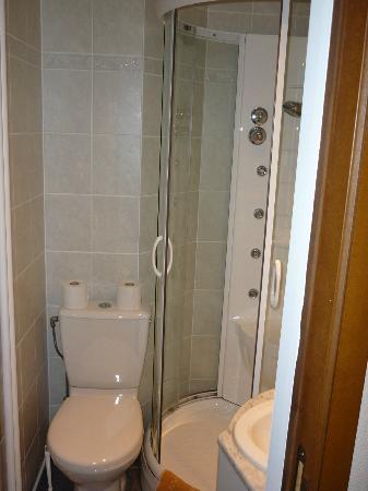 Hotel Du Soleil : Salle de bain