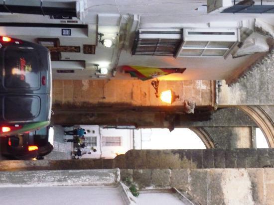 Parador Arcos de la Frontera: Tighter!