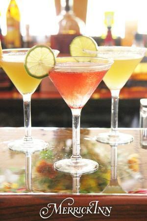 Merrick Inn: Summer Martini's