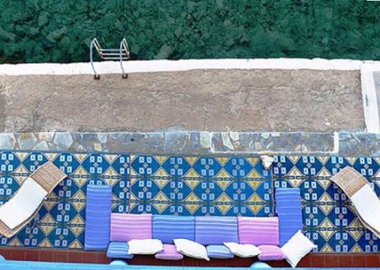 Mediterreneo Kastelorizo: Terrasse