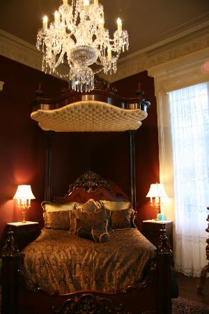 Bocage Plantation: Bedroom