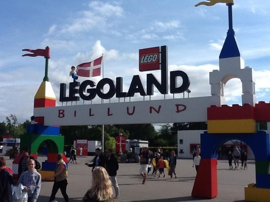 we had good weather too picture of legoland billund billund tripadvisor. Black Bedroom Furniture Sets. Home Design Ideas