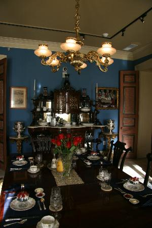 Bocage Plantation: Dining Room