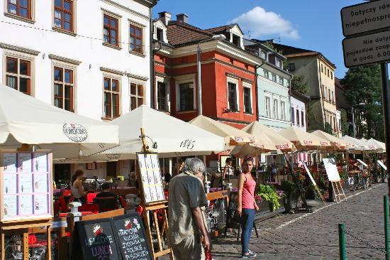 Foto de Barrio judío (Kazimierz), Cracovia: zapiekanka ...