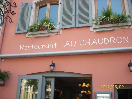Restaurant  Rue Du Conseil Souverain Colmar