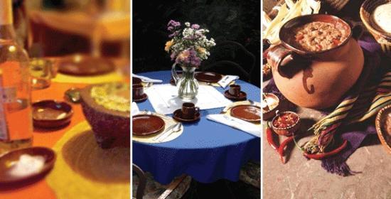 Hotel La Casona Breakfast & Wellness Center: Restaurante-Bar  EL JARDIN