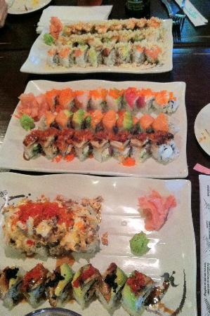 Kuroshio Sushi Bar & Grille