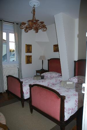 Castel Morin: kids bedroom