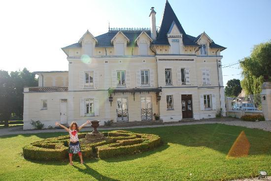 Castel Morin: house that you can rent part of