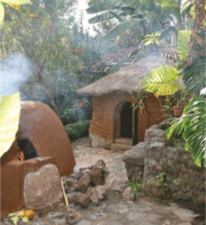 Hotel La Casona Breakfast & Wellness Center: TEMAZCAL
