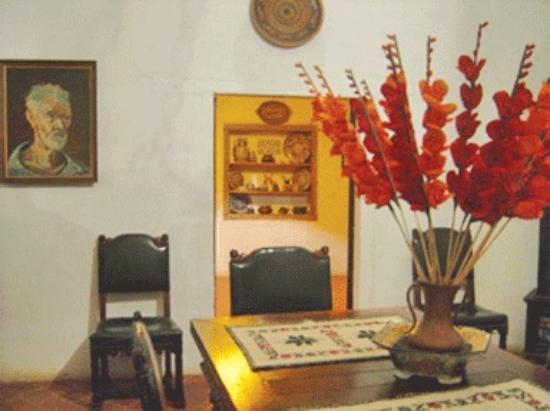Hotel La Casona Breakfast & Wellness Center: Recepción