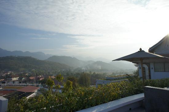 Luang Prabang View Hotel: view