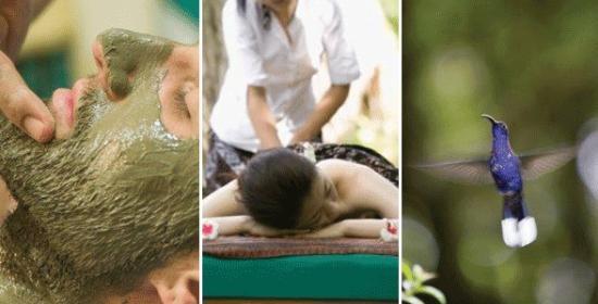 Hotel La Casona Breakfast & Wellness Center: Masajes y mascarillas