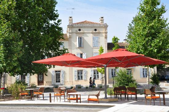 La Résidence du Château de Jouarres : Accueil
