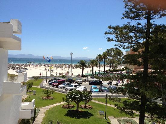 IBEROSTAR Ciudad Blanca: plage à deux pas