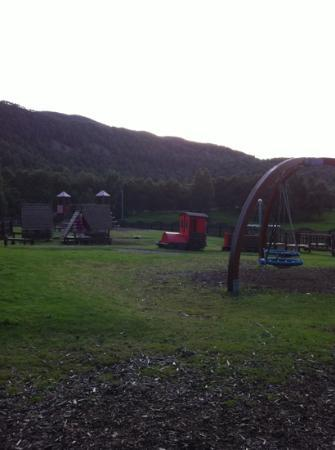 Macdonald Aviemore Hotel at Macdonald Aviemore Resort: excellent play park