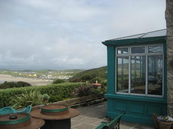 Smugglers Creek Inn: View of the Bay