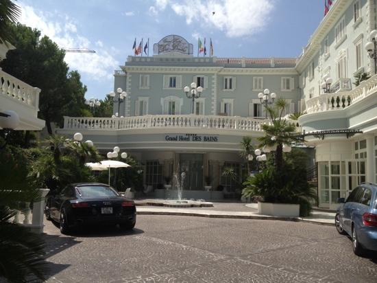 Grand Hotel Des Bains Riccione Prezzi