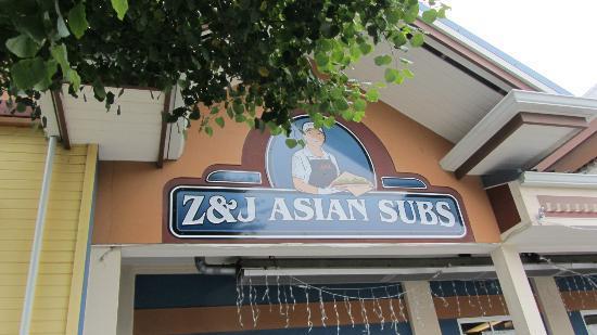 Z & J Asian Subs